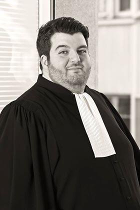 photo serment henry illan belhassen avocat à Nice